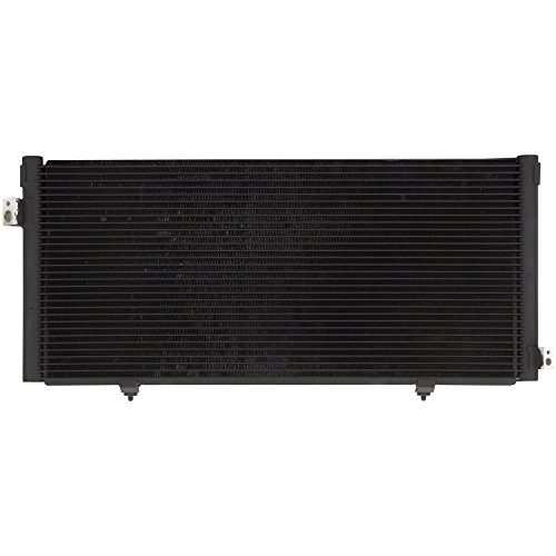 Klimoto Brand New Condenser For Subaru Baja 03-06 Legacy 00-04 Outback 01-04 2.5 H4 3.0 H6