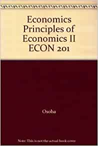 econ 201 book 1 View econ 201- book summary from economics 200 at xavier stinson 1 hannah stinson dr bertaux econ 201-06 11 march 2014 after the music stopped after the music stopped, written by alan s.