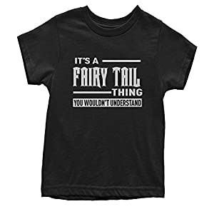 Expression Tees Its A Fairy Tail Thing Youth T Shirt