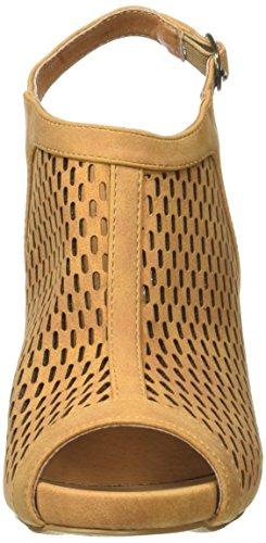 Les P'tites Bombes Marina - Zapatos Mujer marrón (camel)
