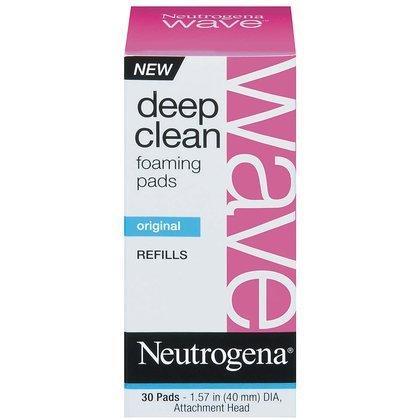 Neutrogena Wave Pads Refill 30 pk - Neutrogena Wave Refill Pads