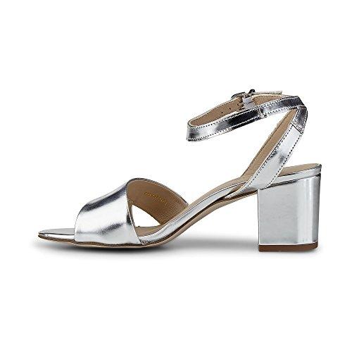 Drievholt Riemchen-Sandalette bronze Damen Um Zu Verkaufen Günstig Kaufen Amazon Günstiger Preis Outlet Beste Geschäft Zu Bekommen Billig Große Diskont yQ3Gb6e