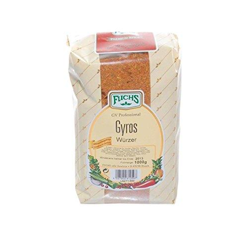German Fuchs Spices Gyros spices - 1000 g