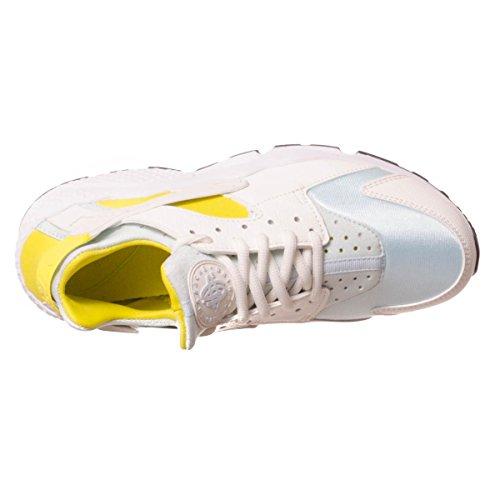 Nike Womens Air Huarache Run Sail/Glacier Blue-Electrolime 634835-112 Shoe 6.5 M US 7VMu9jCOVh