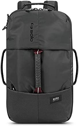 Solo All Star Hybrid Backpack Black product image