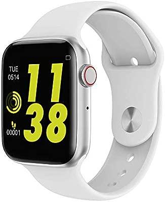 Rabusion W34 Bluetooth Call Smart Watch ECG Monitor de Ritmo ...