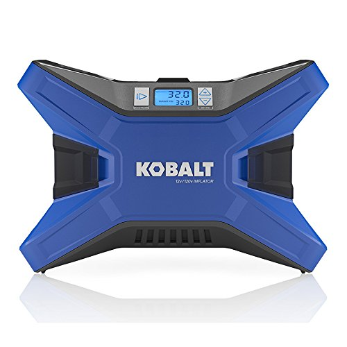 Kobalt 12-Volt Multi-Purpose Portable Car Sport Air Inflator