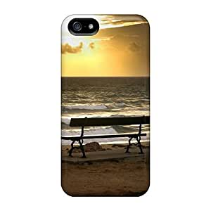 BestSellerWen Durable Protection Case Cover For Iphone 6 4.7(bench On Sea)