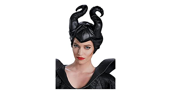 Disney Disguise Womens Maleficent Movie Maleficent Adult Horns Costume Accessory Black Disguise Costumes 71848-A