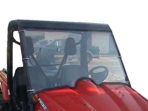 Yamaha Rhino 450, 660, 700 Tinted Full Front Windshield.A Full 1/4' THICK!!! 700 Tinted Full Front Windshield.A Full 1/4 THICK!!! Dot Weld Offroad