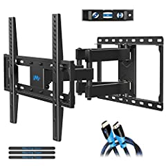 "Fits 26-55"" Tus this mount fits most of 26-55"" Tus sold today. It fits TVs with mounting holes as close as 3""x3"" Or as wide as 16""x16"" (In TV terms - VESA 75x75mm to 400x400mm). specifically, it fits VESA 75x75mm, 100x100mm, 200x100mm, 200x15..."