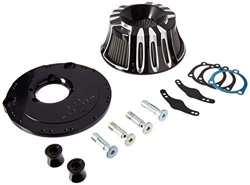 (Arlen Ness 18-931 Black Inverted Series Air Cleaner Kit)