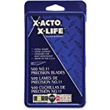ELMERS PRODUCTS, INC X511 #11 Bulk Pack Blades for X-Acto Knives, 500/Box
