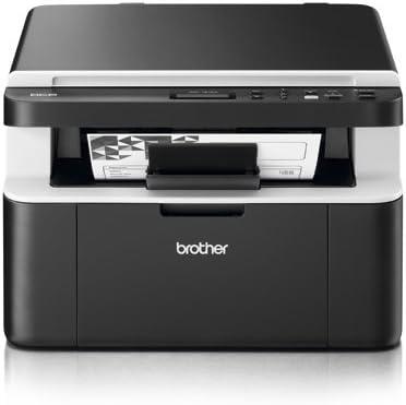 Brother DCP-1612W - Impresora Multifunción Láser, Conexión USB 2.0 ...
