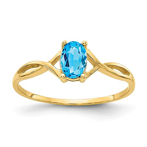 ICE CARATS 14kt Yellow Gold Bl