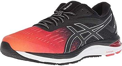 Asics Gel-Cumulus 20 SP - Zapatillas de correr para hombre, Rojo (Bermellón/Negro), 44.5 EU: Amazon.es: Zapatos y complementos