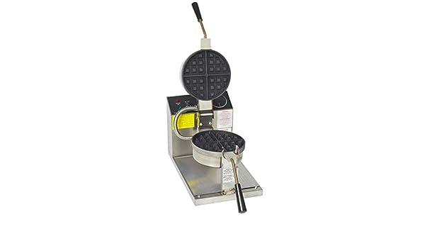 Amazon.com: Gold Medal 5021T Belgian Waffle Maker w/ 7.25