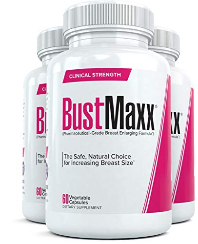 Bustmaxx Enhancement Enlargement Augmentation Supplement product image