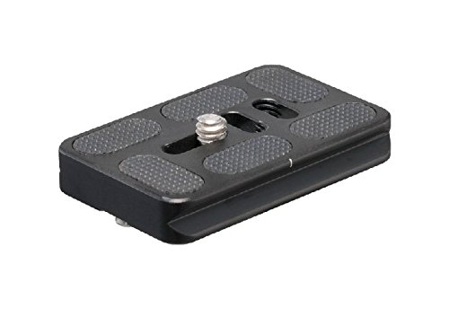 CameraPlus - Benro B0 B1 B2 J1 N1三脚ボールヘッドアルカスイス用PU-60クイックリリースプレート   B012HKC7H4