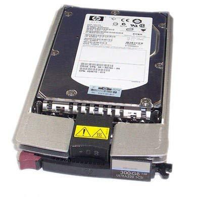 Drive Disk Compaq 001 (Compaq 411261-001 Compaq 300GB 15K DISK SCSI-U320-UNI HS (411261001) (Certified Refurbished))
