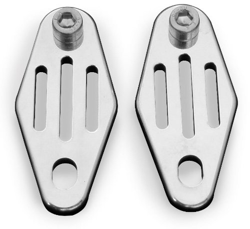 (EXHAUST HANGER (STRAIGHT LINES POLISHED))