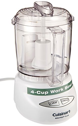 Cuisinart Mini Prep 4 Cup Processor White
