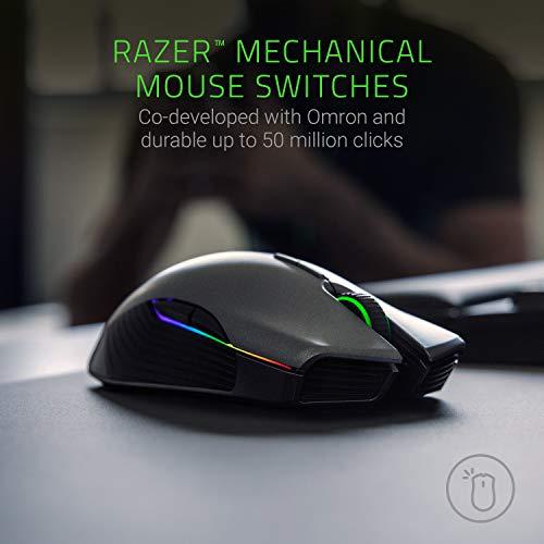 46% off the Razer Lancehead Wireless Gaming Mouse