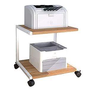Impresora Estante con estilo del archivo de almacenamiento en rack ...