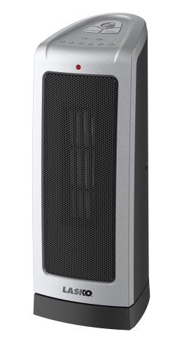 Lasko 5309 Electronic Oscillating Tower Heater | amzn_product_post Ceramic Heaters Electronic Heater Lasko Lasko Metal Products Oscillating Tower