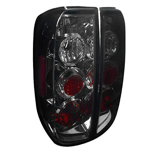 2005 nissan frontier tail lights - 8