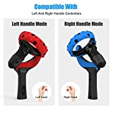 AMVR Table Tennis Paddle Grip Handle, Left & Right