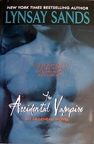 book cover of The Accidental Vampire