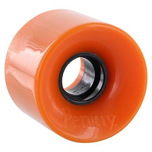 Penny Orange Skateboard Wheels - 59mm 78a (Set of 4)