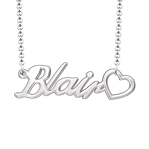 Moonlight Collections Design Your Own Personalized Gifts Heart Blair Name - Blair Collection