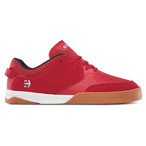 Etnies Helix, Color: Red, Size: 42 Eu / 9 Us / 8 Uk