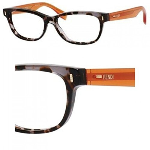 FENDI Eyeglasses 0034 0Rxd Havana Gray 54MM