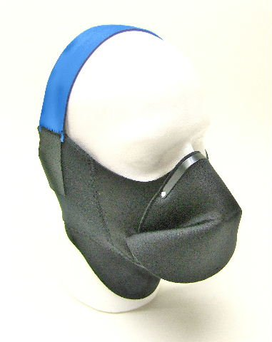 NO-FOG Breath Deflector Mask (XL) by NO-FOG