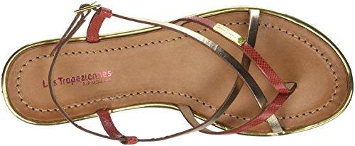 Sling Indietro Sandali Belarbi Monaco Oro Monaco M Donne Back o Belarbi Rouge or Les Gold Women's Par Tropeziennes M Par Sling Tropéziennes Les Sandals rouge Delle TgnxwqaAUH