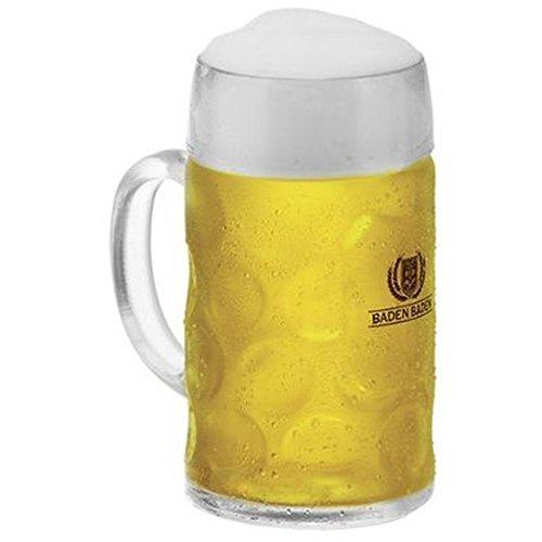 Caneca Para Cerveja Ruvolo Baden Baden Com Caixa 500ml - Ref 70028-01