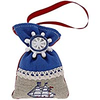 Sea Breeze Diatom Beads Most Powerful Moisture and Odor Absorber - Sailboat design with Subtle Scent Best Room Closet Freshener Car Air Fresheners Non-toxic Anti-allergic for Healthy Clean Air
