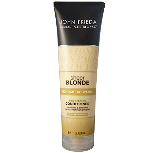 Price comparison product image John Frieda Sheer Blonde Honey Caramel Highlight Activating Conditioner, 8.45 oz