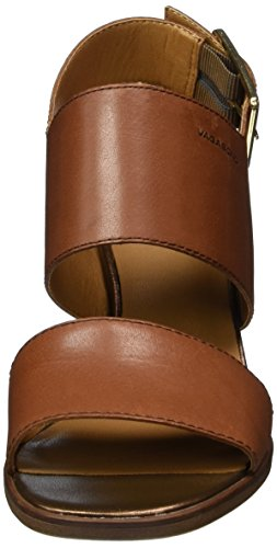 Vagabond Lea - Sandalias de Talón Abierto Mujer Marrón - Braun (27 Cognac)