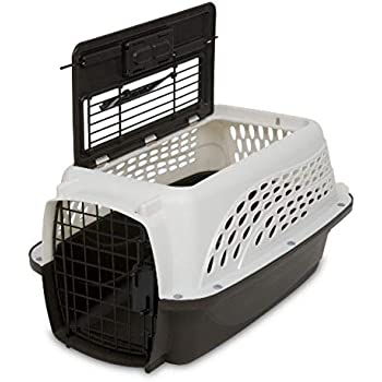 Amazon.com : Petmate Two Door Top Load 19-Inch Pet Kennel