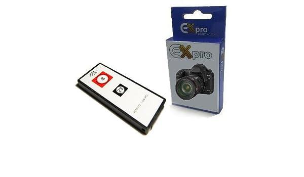 Ex-Pro Sony RMT-DSLR1 - Disparador Remoto inalámbrico para cámaras ...