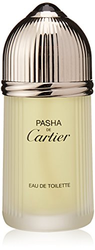Cartier Pasha De Cartier Eau de Toilette Spray for Men, 3.3 Fluid Ounce
