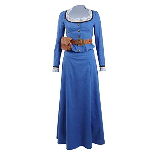 Phenix Shop Lady's Long Dress Cosplay Costume (US Women XS)