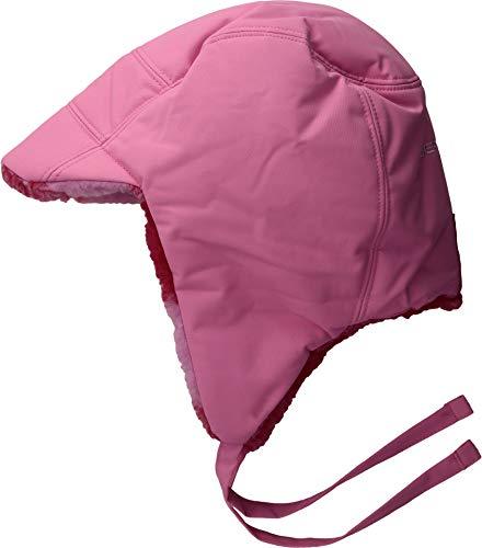 Obermeyer Kids Unisex Super Hat (Toddler/Little Kids) Positively Pink 5-8 Little Kids
