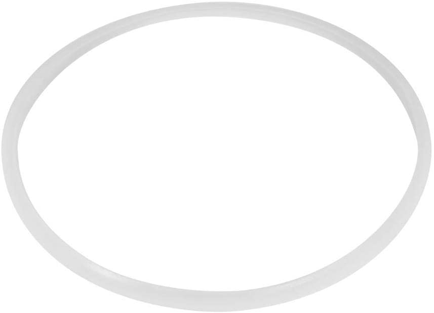 Silicone Pressure Cooker Sealing Ring Rubber Gasket Universal Replacement Sealer for Power Pressure Cookers(Inside Diameter 30cm)