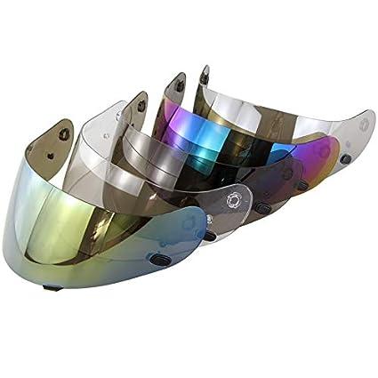 BEESCLOVER Motorcycle Helmet Lens for HJC CL-16 CL-17 CL-ST CL-SP CS-R1 CS-R2 Lens Silver