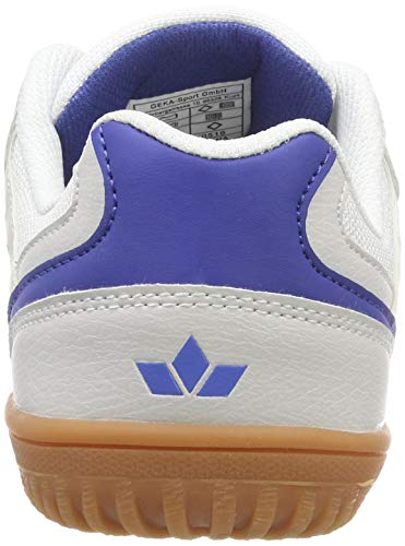 Basic Deporte de Interior Adulto Weiss Indoor Unisex Weiss Blau Zapatillas Blau Azul Lico BIfxdqOB